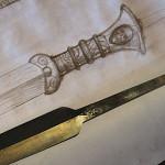 Leaf Fall - Forging a Wizard's Dagger